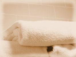 Come fare un asciugamano riscaldata