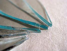 Come riparare una ciotola di vetro