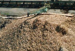 Come Compost coniglio letame su larga scala