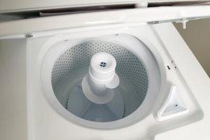 Dove è l'agitatore trova in lavatrice?