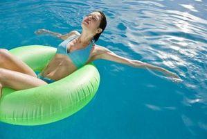 Cura e manutenzione di una piscina fuori terra