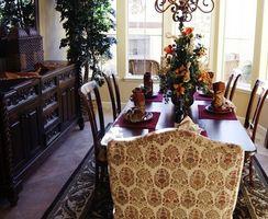 Sala da pranzo Decorazione Consigli