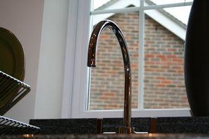 Filtri rubinetto di acqua che rimuovono Arsenico