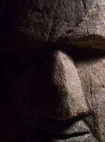 Come costruire un giardino statua o Moai