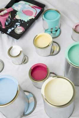 Come a solidificare della vernice