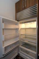Dimensioni Counter-profondità per un frigorifero