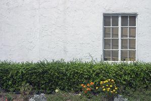 Come Mix stucco per una casa