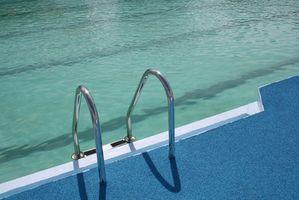 Copertura di sicurezza Pool Fence vs.