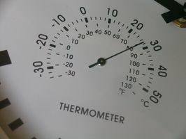 Come monitorare temperatura e umidità