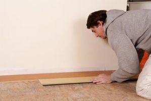 Come trovare travetti per la posa Pavimento di legno