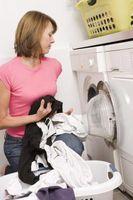 Come pulire le prese d'aria Dryer sul tetto della casa