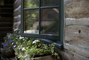 Come sostituire un vetro in un Telaio di finestra di legno