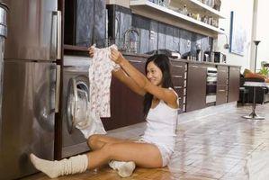 Come Lavare tessuto con l'odore del corpo