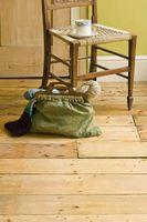 Posso Livello Pavimenti in legno con il livellamento composti?