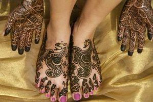 Come tagliare Henna