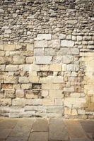 Tradizionale muratura in pietra