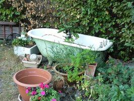 Come rimuovere una vasca in ghisa dal bagno