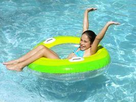 Quanta acqua è in un 15 piedi da Pool 4 piedi?