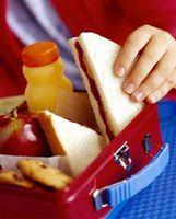 Come rimuovere muffa da una Lunchbox
