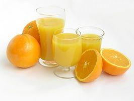 Cosa arancione Alberi crescono meglio in Central Florida del Sud