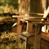 Quali sono sedie Adirondack?