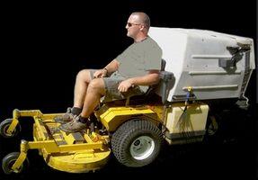 Come cambiare l'olio in una Troy-Bilt Lawn Mower