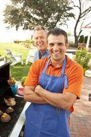 Come collegare un barbecue a gas per la casa