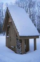 Fai da te: Piano giardino per un Storage Shed
