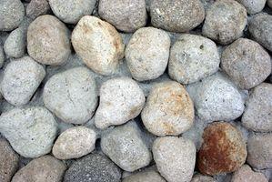 Come costruire un muro portico roccia