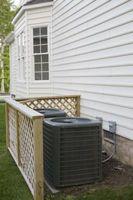 Come diagnosticare un debole condizionatore d'aria condensatore