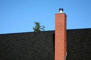 Come rimuovere macchie di muffa sul tetto