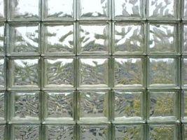 Come tagliare i blocchi di vetro