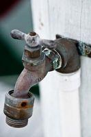 Come smontare un rubinetto esterno