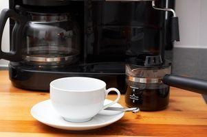 Che cosa è un serbatoio per il caffè?