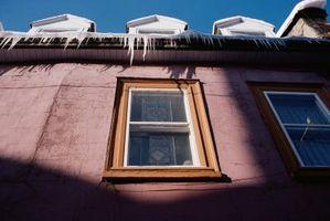 Come riparare e sostituire un vetro termico