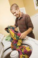 Come installare un T Sotto il mio lavandino per una lavatrice
