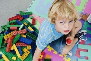 Come organizzare facilmente Giocattoli per bambini