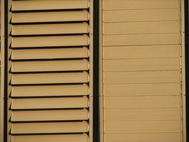 Faux legno Bui: vs. PVC Composito