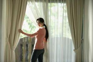 Come legare le tende con Legami
