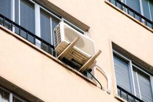 Quanto spazio sarà un 5000 BTU condizionatore d'aria fredda?