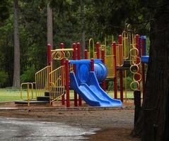 I migliori alberi per Ombra un parco giochi