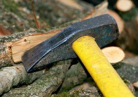 Come dividere in legno per una migliore riscaldamento