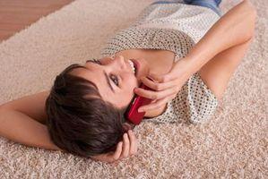 Come rimuovere Vecchio Hair Dye macchie dai tappeti