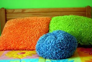 Idee creative per la pittura letto di un bambino