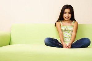 Come decorare una camera con Sedano-Green Sofa
