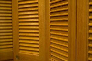 Come fare un divisorio con porte a soffietto
