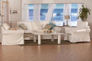 Come fare Facile Housecovers per un divano Loveseat