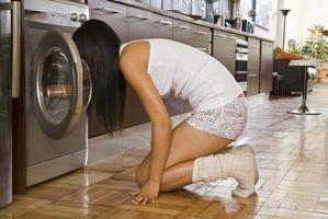 Che cosa significa quando il vostro asciugatrice Non secca?