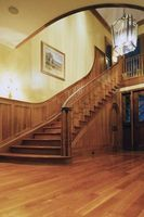 1920 Colonial Revival Interior Design