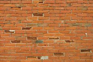 Come montare a Brick senza forare